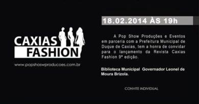 Revista Caxias Fashion