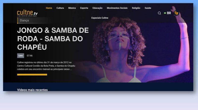 Cultne TV é o mais novo canal de cultura negra do Brasil